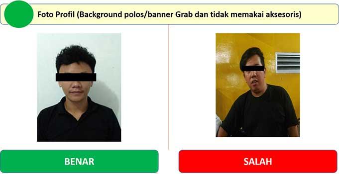 Foto profil driver Grab