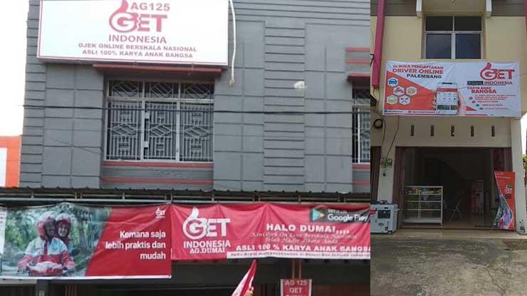 Pendaftaran Driver GET Indonesia Offline
