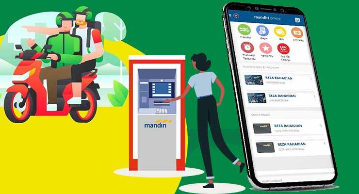 Cara Isi Ulang Lewat ATM Mandiri
