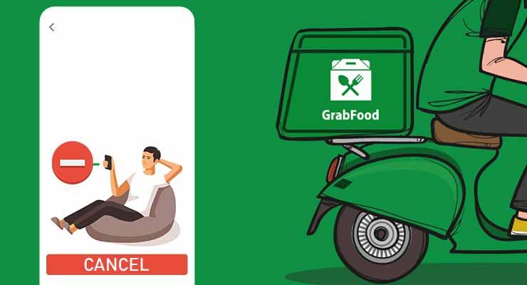 Akibat Cancel Orderan GrabFood