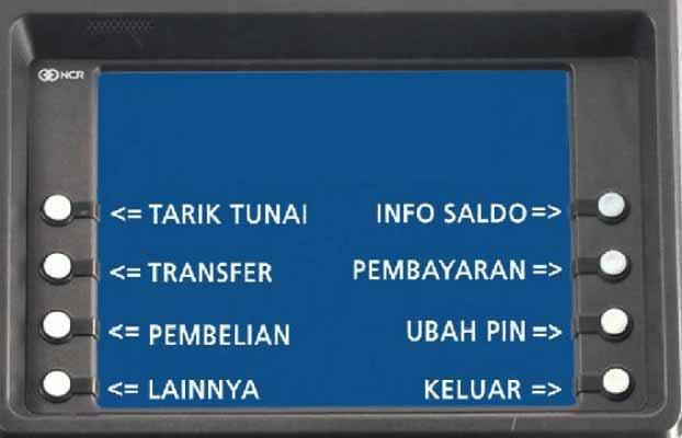 Cara Isi Top Up Lalamove Driver via ATM