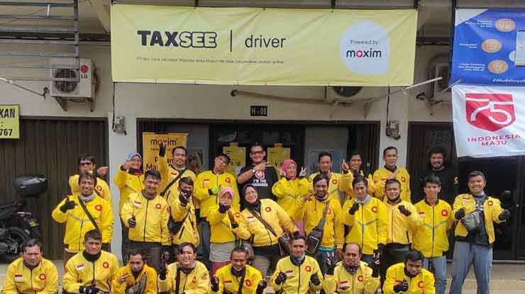 Cara Mengatasi Lupa Login Maxim Driver Offline
