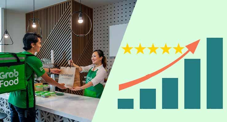 Cara Meningkatkan Rating GrabFood Merchant