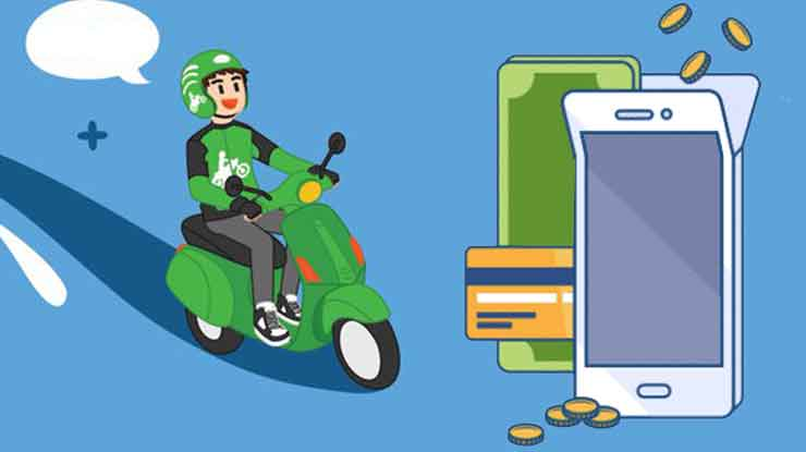 Cara Top Up Saldo Driver Gojek