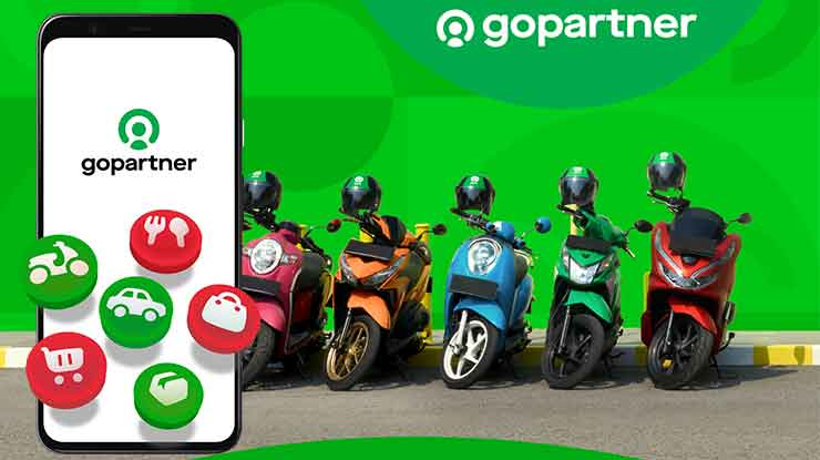 Cara Update Aplikasi GoPartner