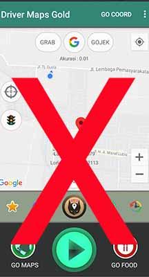 Hindari Kecurangan Dengan Fake GPS Gojek