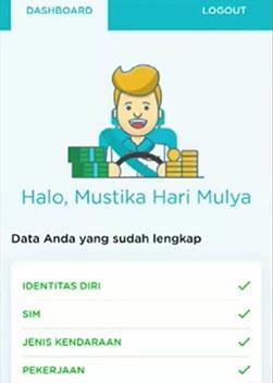 Mengganti Plat Nomor Anterin Online