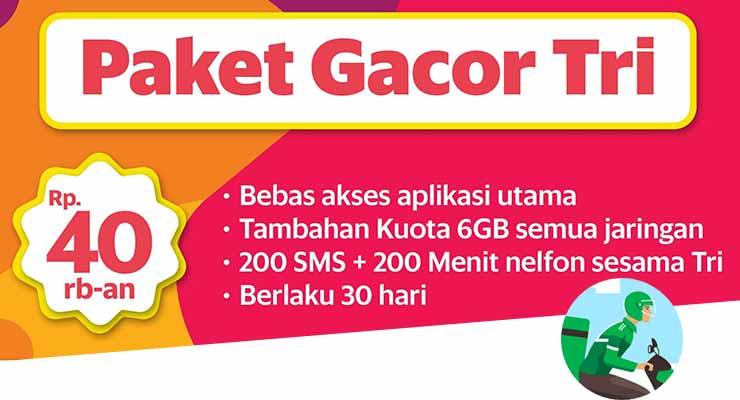 Paket Gacor Tri