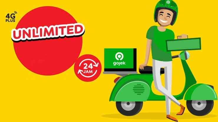 Paket Internet Indosat Freedom U