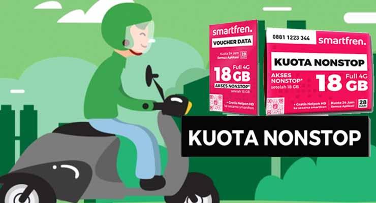 Paket Smartfren Kuota NONSTOP