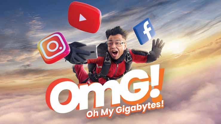 Paket Telkomsel Combo OMG