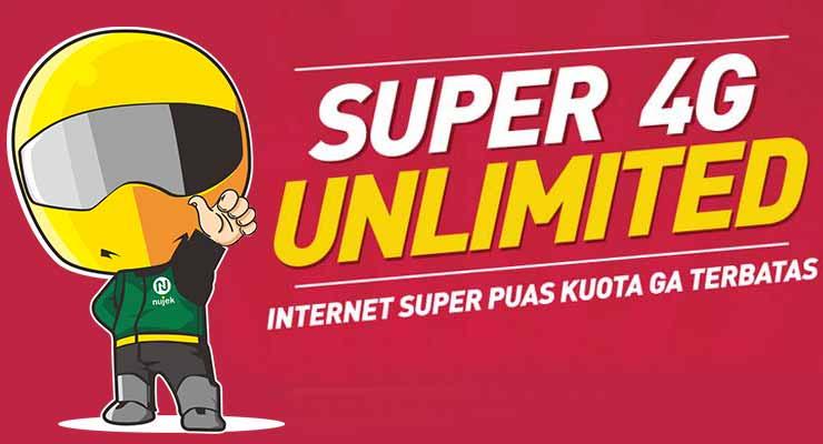 Paket Unlimited Smartfren