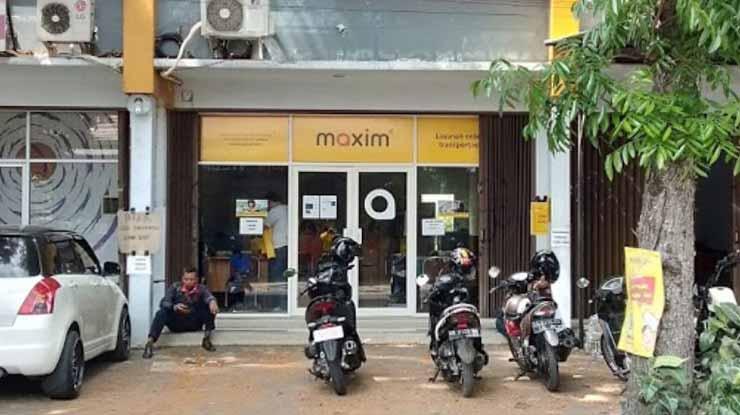 Alamat Kantor Cabang Maxim