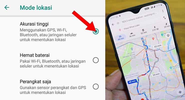 Cara Grab Gacor Lewat Setting Maps