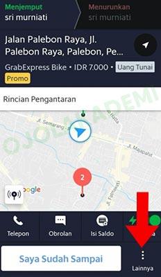 Cara Menjalankan Order GrabExpress