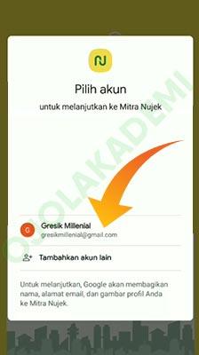 Daftar Mitra Nujek Food