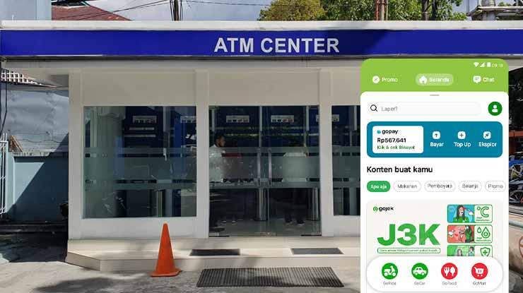 Pembayaran Lewat ATM