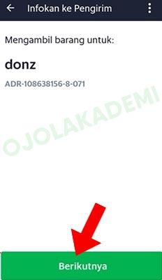 orderan GrabExpress