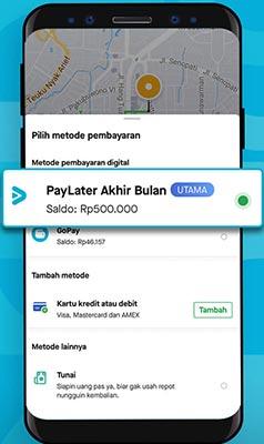 pembayaran paylater