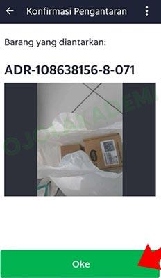 serafkan paket