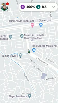 Cara Paket Gaspol Indosat Gojek
