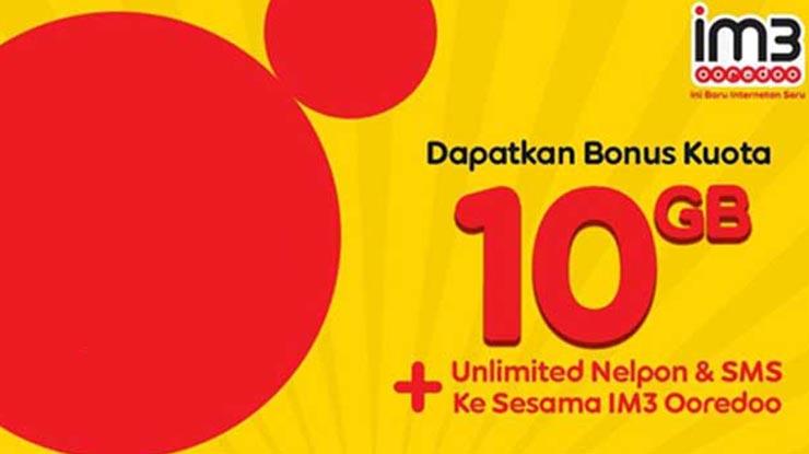 Harga Paket Indosat Gojek