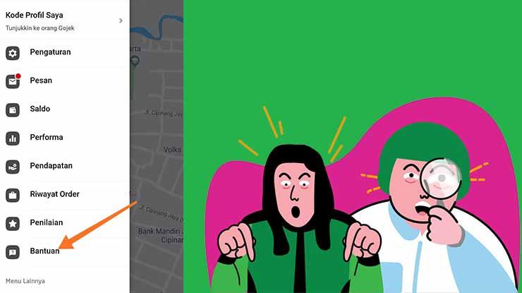 Keluhan Driver Gojek via Aplikasi