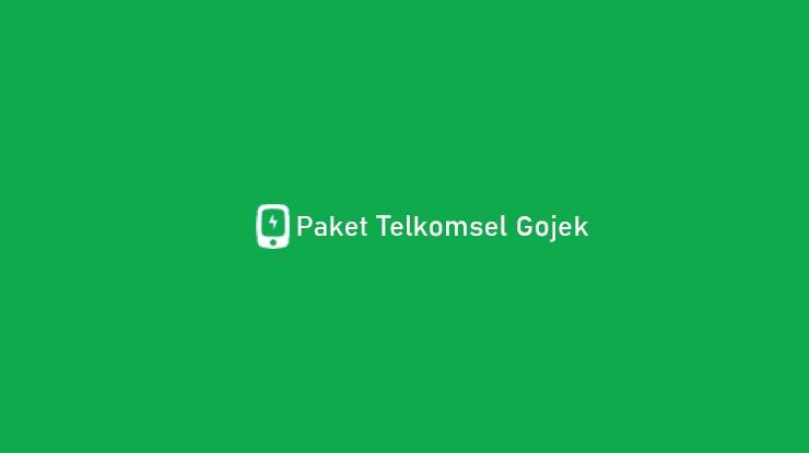 Paket Telkomsel Gojek