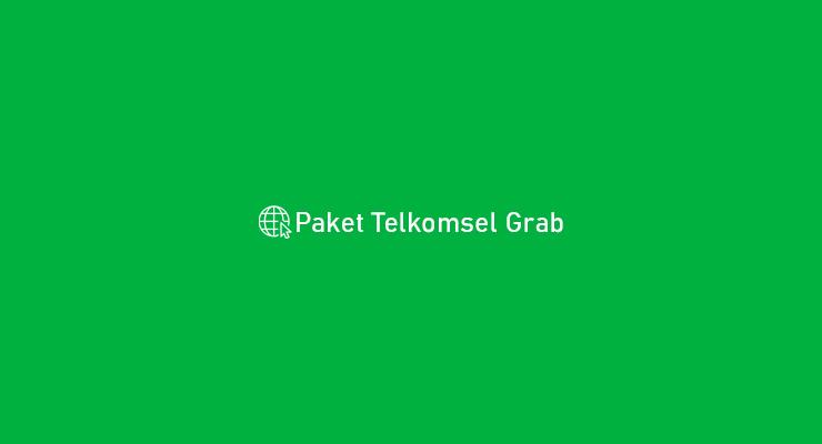 Paket Telkomsel Grab