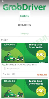 voucher grab tokopedia