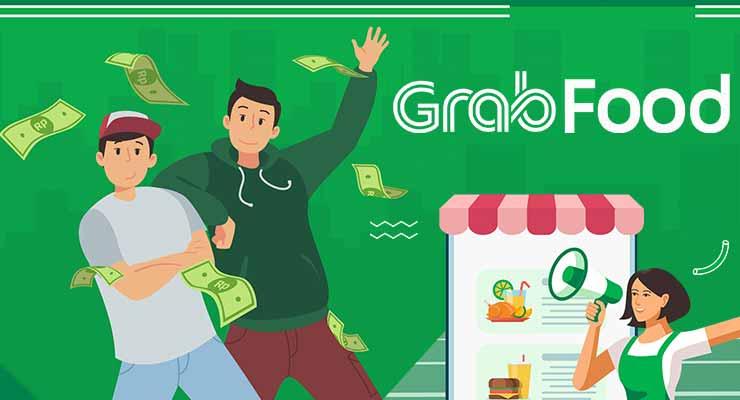 Cara Jualan di Grab Food Online