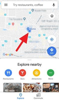 Cara Setting Maps Grab Biar Gacor