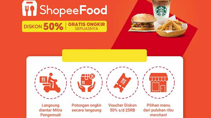 Keuntungan Shopee Food
