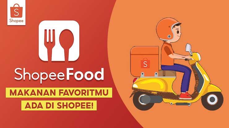 Mitra Pengemudi Shopee Food