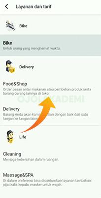 aplikasi maxim food