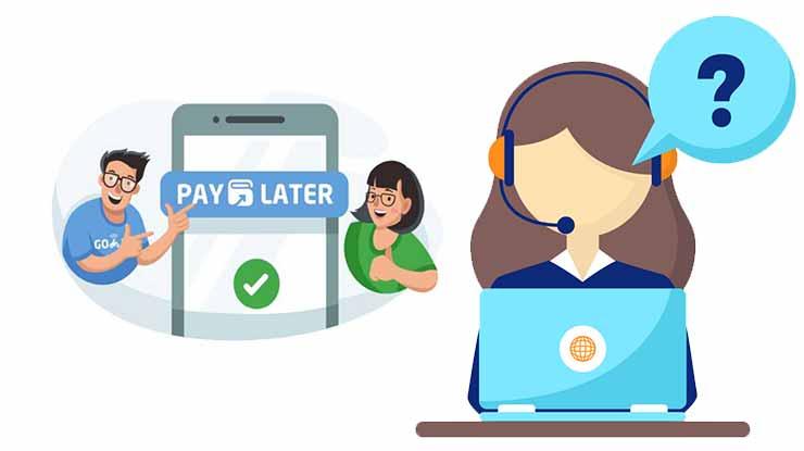 Call Center PayLater Gojek
