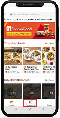 Cancel Order Shopee Food Customer