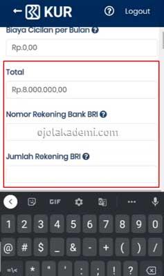 Cara Daftar Pengajuan Pinjaman E Commerce BRI