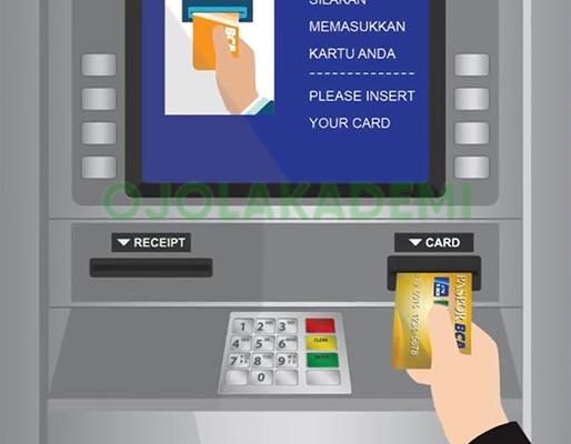 Cara Top Up Grab Driver ATM BCA
