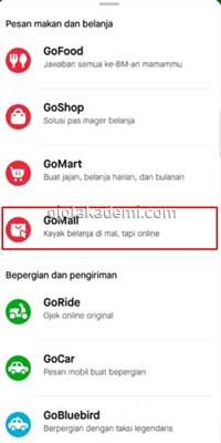 Gomall