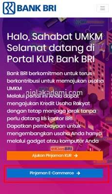 form pengajuan kredit bri 1