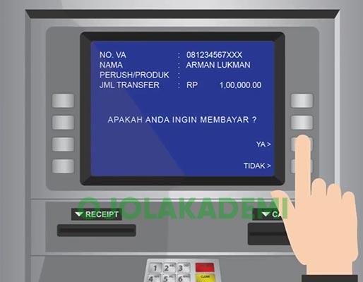 konfirmasi transfer grab