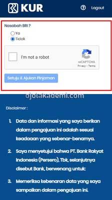 pinjaman online bri