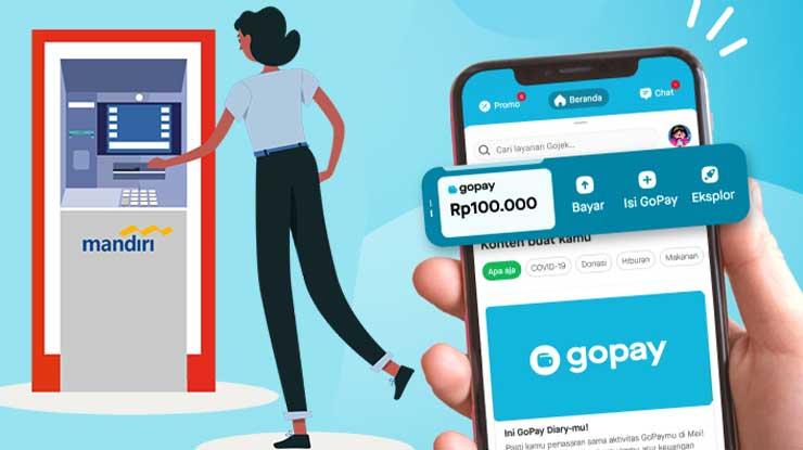 Biaya Admin Top Up GoPay