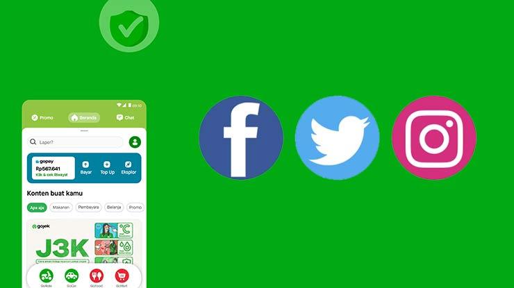 Cara Melaporkan Driver Lewat Sosial Media Gojek