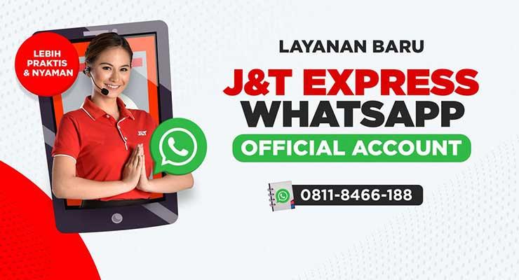 Cara Menghubungi WhatsApp JT