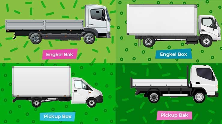 Layanan Kendaraan GoBox