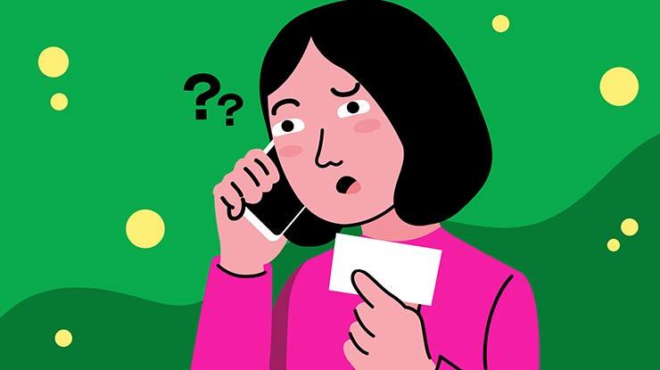 Menghubungi Call Center Gojek