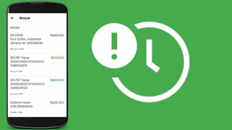 Penyebab Delay Order Gojek