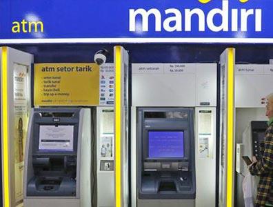 isi Gopay ATM Mandiri